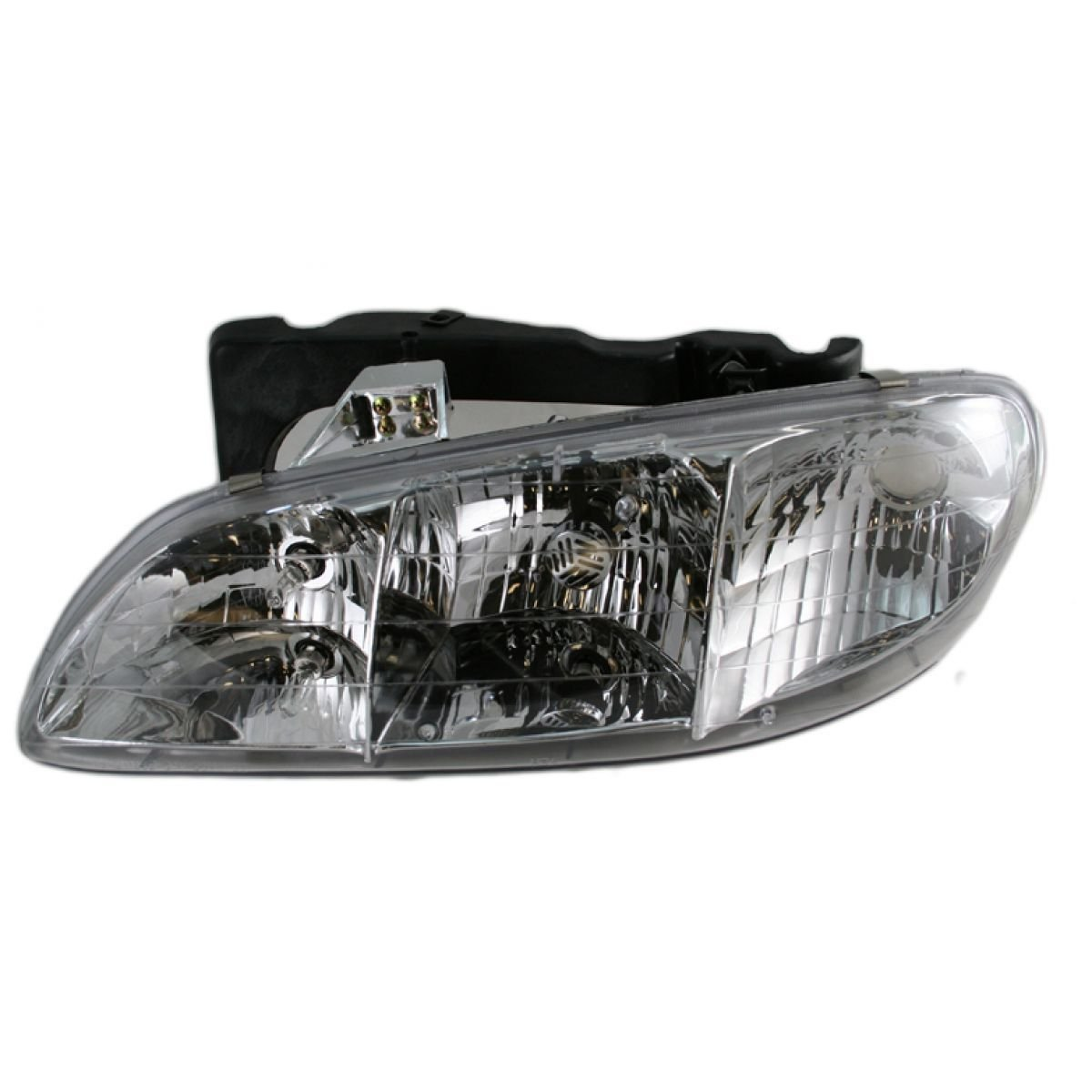 Winnebago Journey 2004-2007 Left (Driver) Replacement Front Headlight with Bulbs