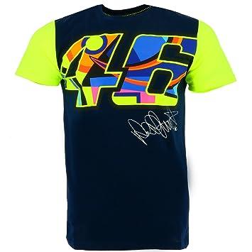 Vr 46 Valentino Rossi 46 Multicolor Tee Motogp