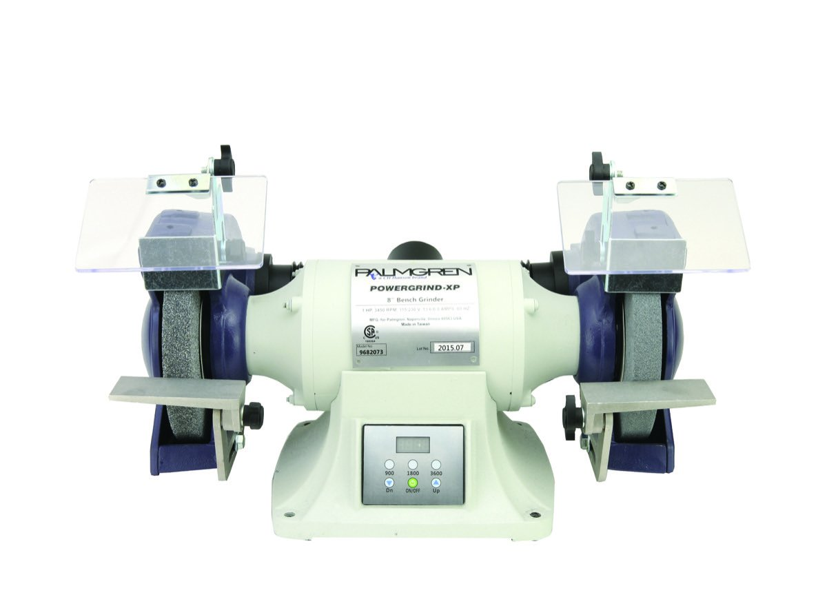 Outstanding Palmgren 8 In Heavy Duty Variable Speed Bench Grinder Alphanode Cool Chair Designs And Ideas Alphanodeonline