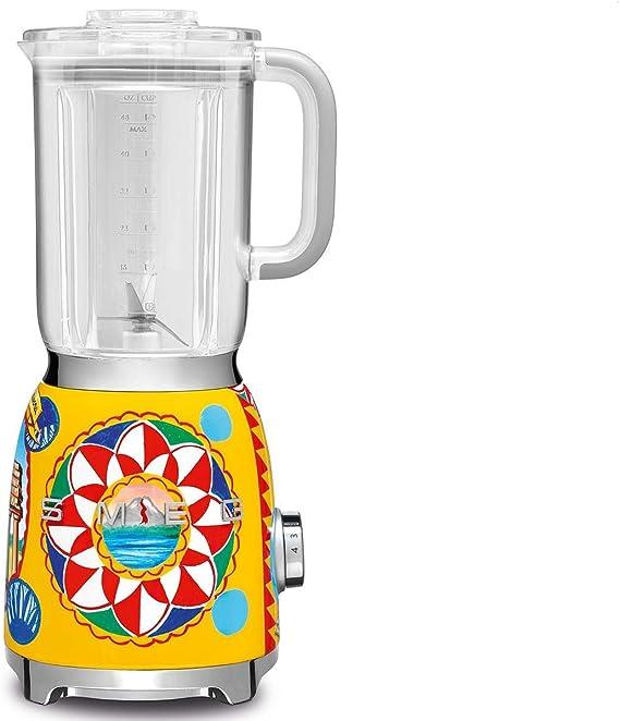 SMEG BLF01 - Batidora de vaso, acero inoxidable 18/8: Amazon.es: Hogar