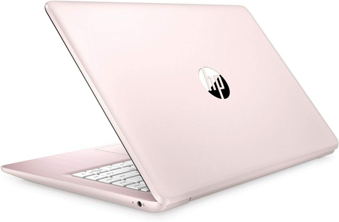 HP Stream 14 Pink - Celeron N4000 - 4 GB RAM - 64 GB eMMC Storage - 14