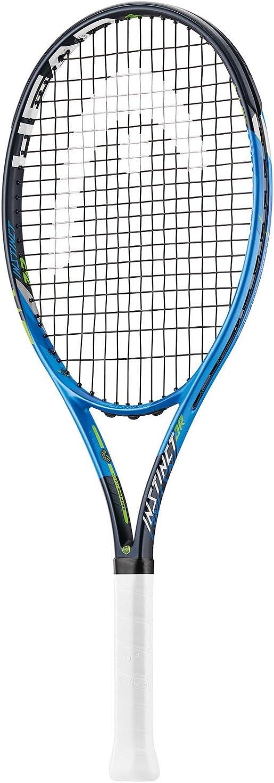 HEAD Graphene Touch Instinct Junior Tennis Racquet, Strung, 4 Inch Grip