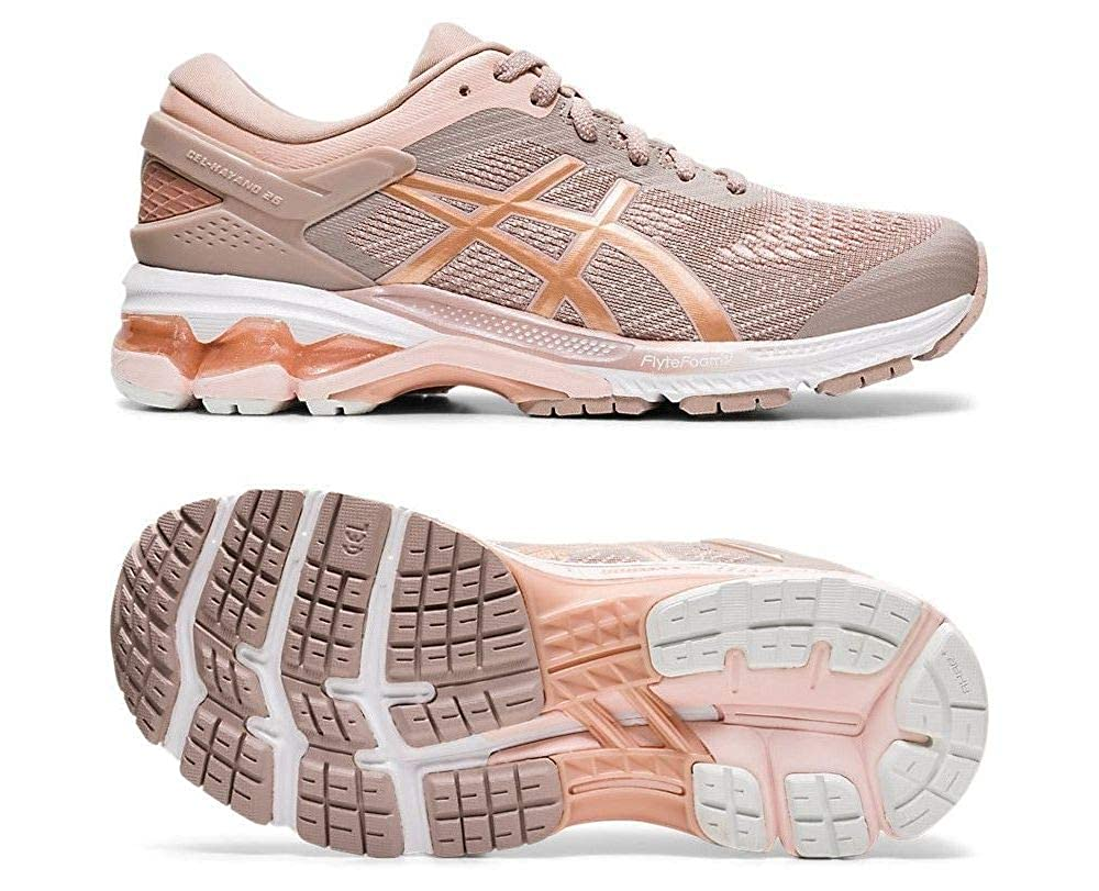 ASICS Damen Gel Kayano 26 Running Shoe: : Schuhe