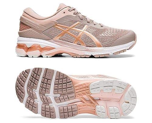 Asics Gel Kayano, Zapatillas de correr para Mujer, Rosa