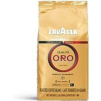 Lavazza Qualita Oro - Whole Bean Coffee, 0.55 Pound (Pack of 4)