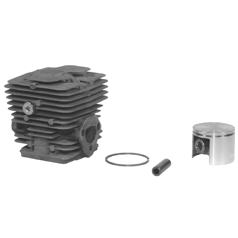 Cilindro y pistón para desbrozadora Alpina Vip 52-360356: Amazon ...