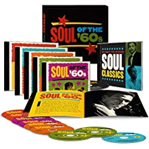Soul of the '60s (9-CD Box Set) - Time Life