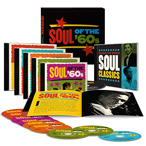Soul of the '60s (9-CD Box Set) - Time Life