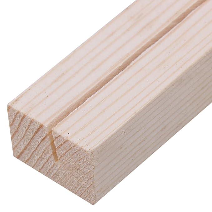 Bqlzr 10x2 7x1 8 Cm Kiefernholz Farbe Holz Visitenkarte