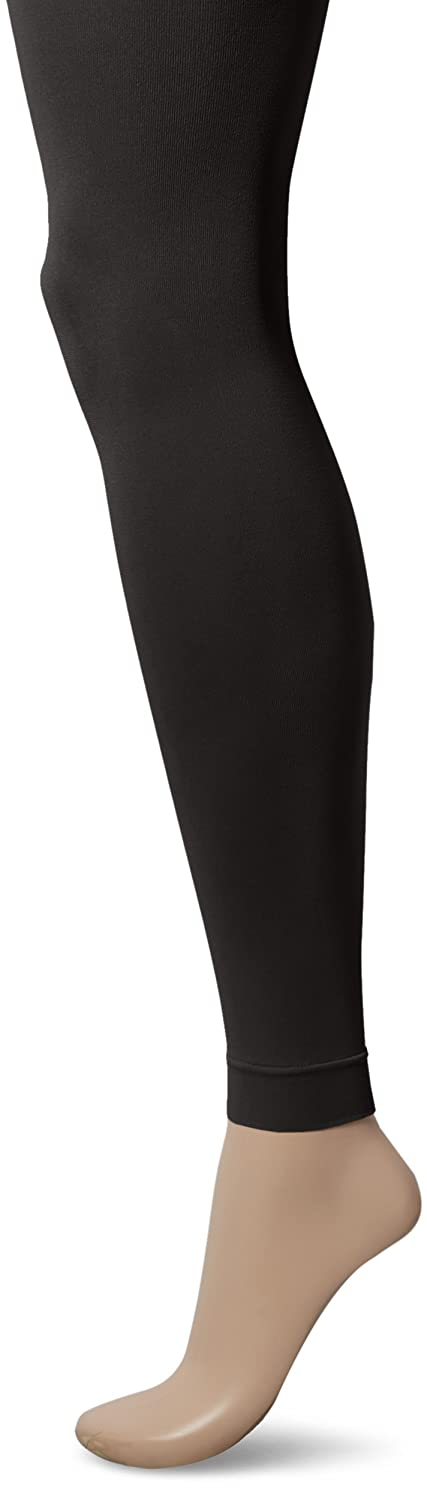 Berkshire Womens Easy On Footless Max Coverage Plus Size Tights