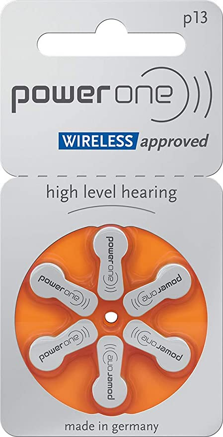 30 X Varta Powerone P13 Mercury Free Quecksilberfrei Elektronik