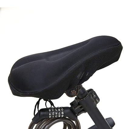 Esponja Bicicleta Soft Gel Silla Asiento Funda De Cojín ...