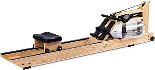DOKIO Water Rowing Machine Home Wood Gyms Training Equipment Sports Exercise Machine Fitness Indoor Water Rower