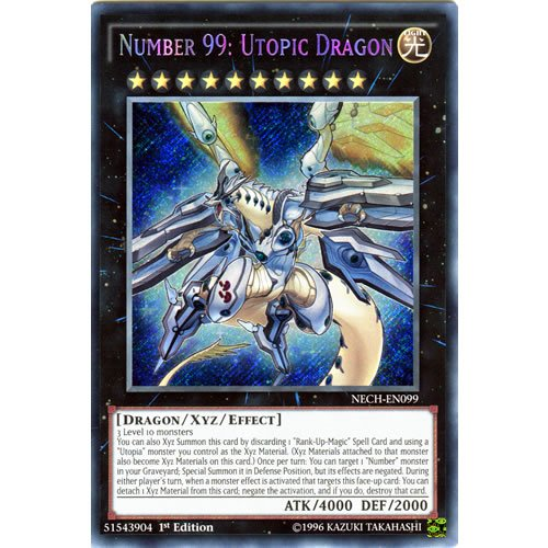 Yugioh Number 99 Universe Dragon List of Synonyms and A...