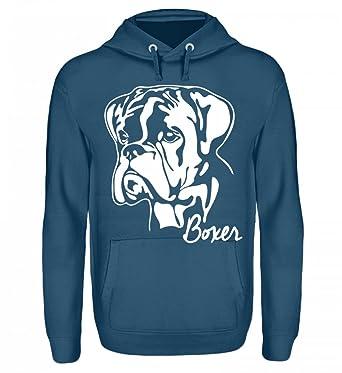 Kapuzenpullover Sweatshirt Hoodie Englische Bulldogge Schwarz Größe S Fitnessmode Kleidung & Accessoires 8xl Hund