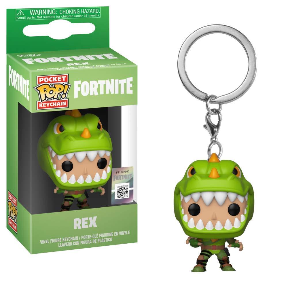 Funko POP! Keychain: Fortnite - Rex