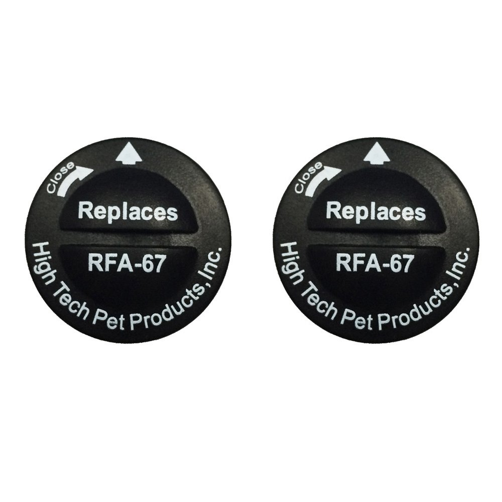 Replacement Battery for Petsafe Model RFA-67 2 PACK