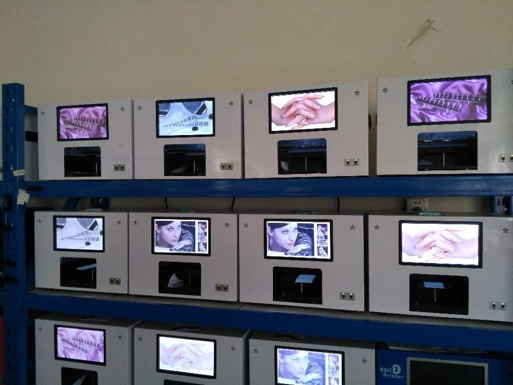 Amazon.com: TZ - Impresora de uñas con pantalla táctil ...