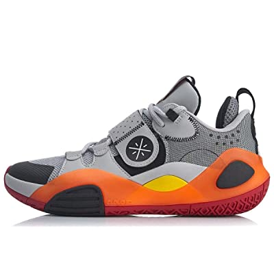 LI-NING All City Wade Men Cushioning Basketball Shoes Lining Anti-Slip Professional Shock Absorption Sneakers Sports Shoes ABAN047 ABAP101 ABAP105 | Basketball