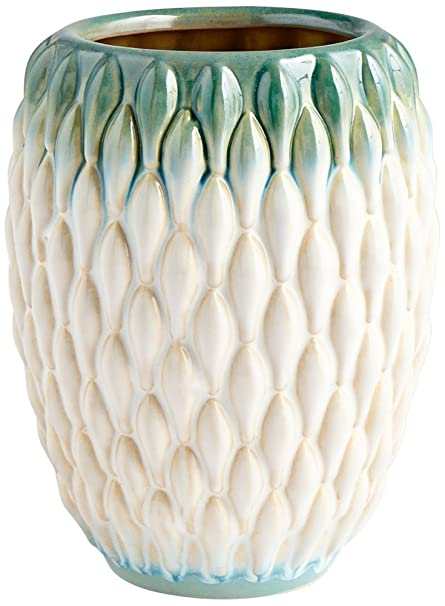 Amazon Cyan Design 09086 Verdant Sea Vasesmall Home Kitchen