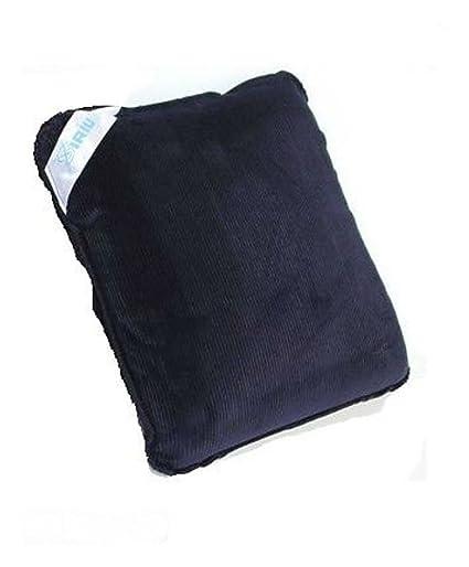 Almohada de masaje con vibración activada por presión ...