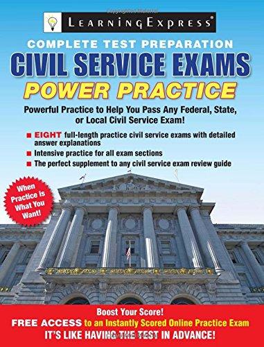 Civil Service Exams: Power Practice