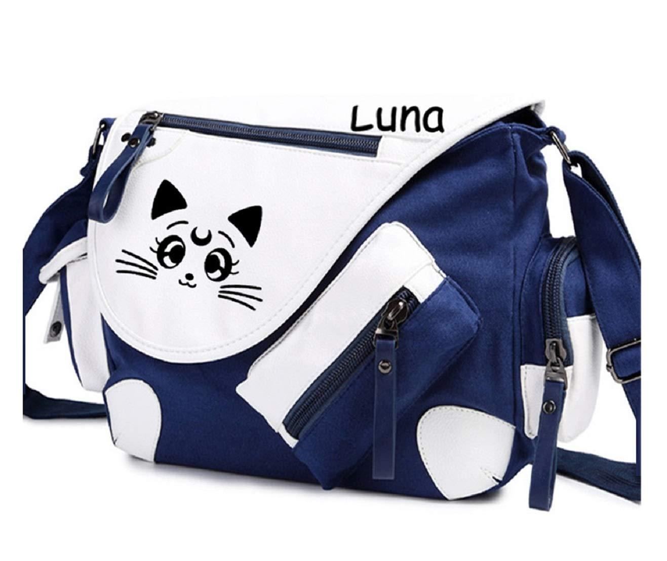 YOYOSHome Japanese Anime Cosplay Daypack Backpack Messenger Bag Shoulder Bag
