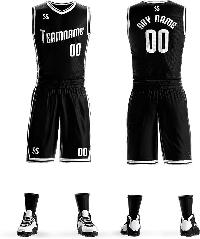 Amazon.com: Custom Basketball Jersey