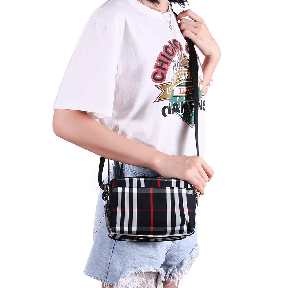 TENXITER Small Crossbody Bags Waterproof Shoulder Bag Cell Phone Wallet Purse for Women
