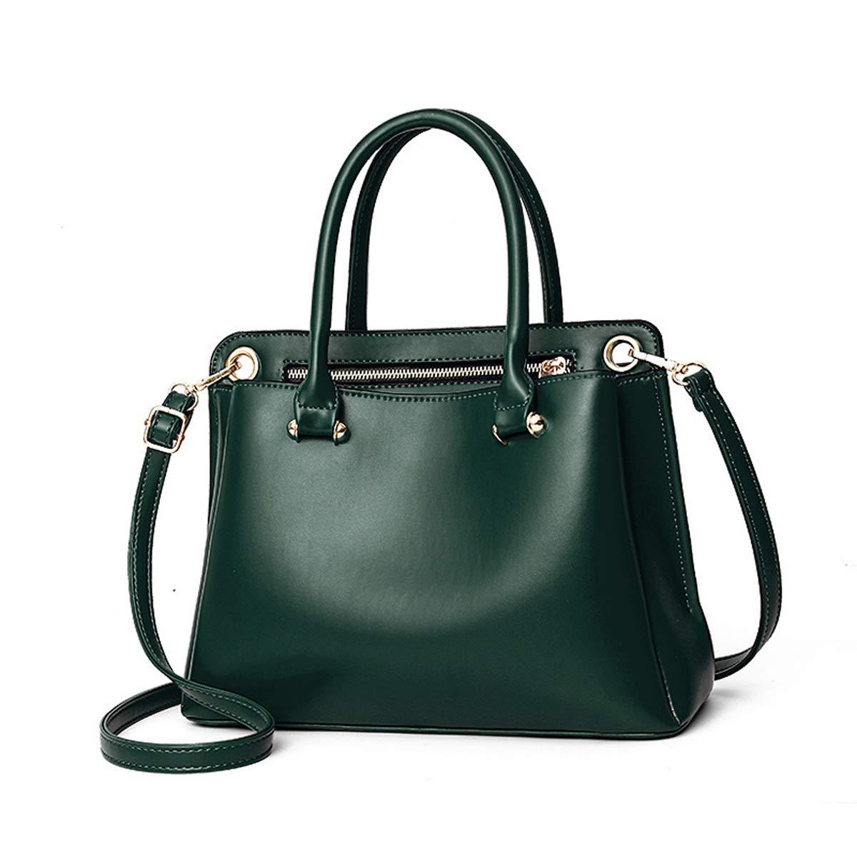 Damentasche Damentasche Damentasche Exull-92086 Handtasche Damen Leder Handtasche Schultertasche lässigen Tasche Handtasche Elegant B07MWVCSHY Henkeltaschen Umweltfreundlich 7d4d4d