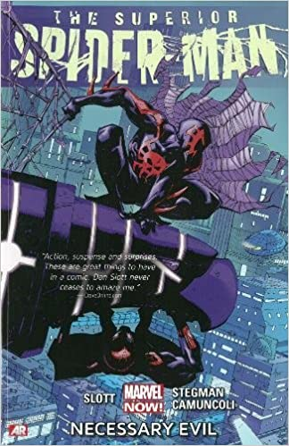 0021ba9a Amazon.com: Superior Spider-Man Volume 4: Necessary Evil (Marvel Now)  (9780785184737): Dan Slott, Ryan Stegman: Books