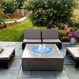 Skyflame 30-Inch Round Fire Pit Burner Ring, 304
