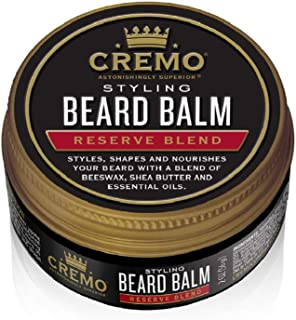 product image for Cremo Reserve Collection Distillers Blend Beard Balm, 2 Oz