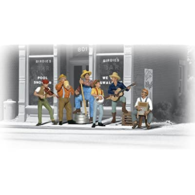 Woodland Scenics Jug Band HO Scale: Toys & Games