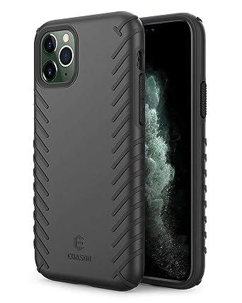Amazon.com: EUASOO Funda para iPhone 11 Pro, PC + TPU suave ...