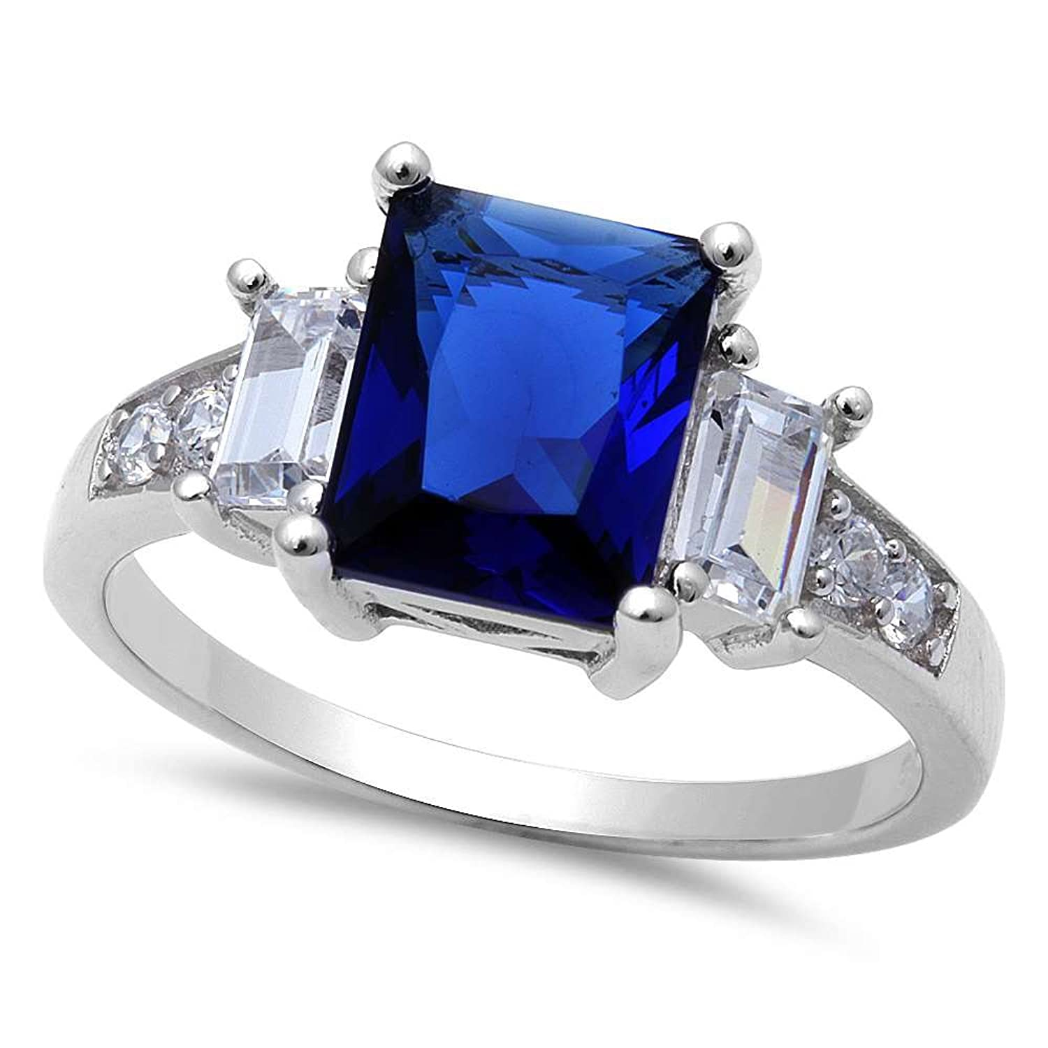 rings products water clear dark yg engagement ring casey melanie aquamarine blue sapphire
