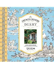 French Country Diary 2018 Calendar