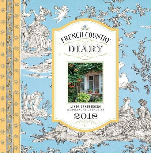French Country Diary 2018 Calendar cover