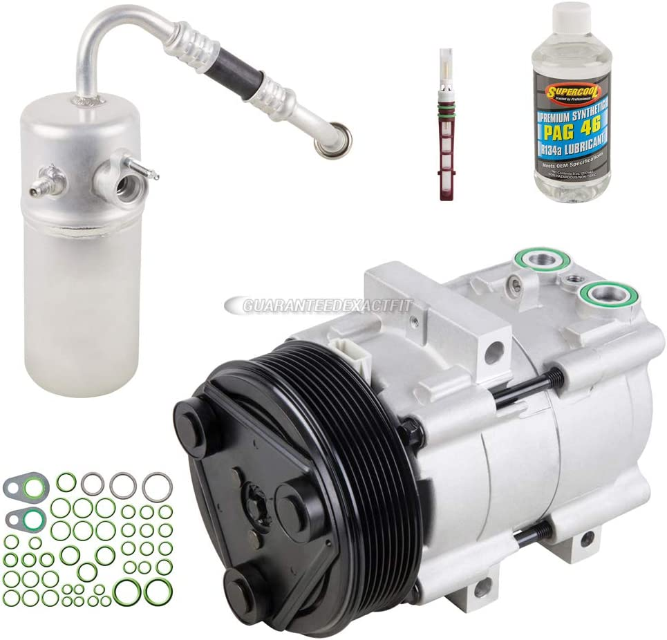 2005 2006 Ford Mustang GT V8 4.6L ONLY New AC A//C  Compressor Kit  Fits
