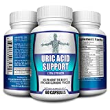 Cheap Natural Uric Acid Support Supplement Cleanse/Flush Reducer – Supplements – 60 Capsules