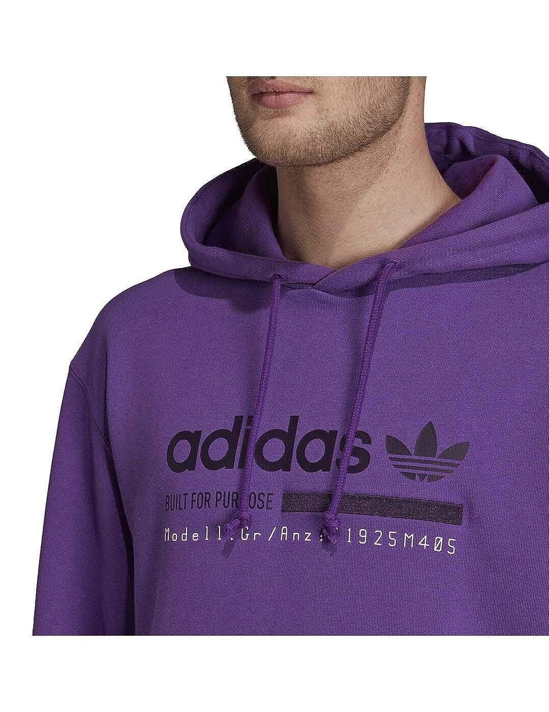 adidas Originals Hoodie GRP OTH Active Purple