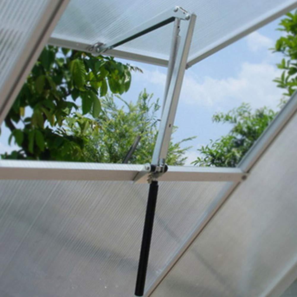 Automatic Agricultural Greenhouse Windows Opener Solar Heat Sensitive Windows Opener Invernadero Automatischer Fensteroffner
