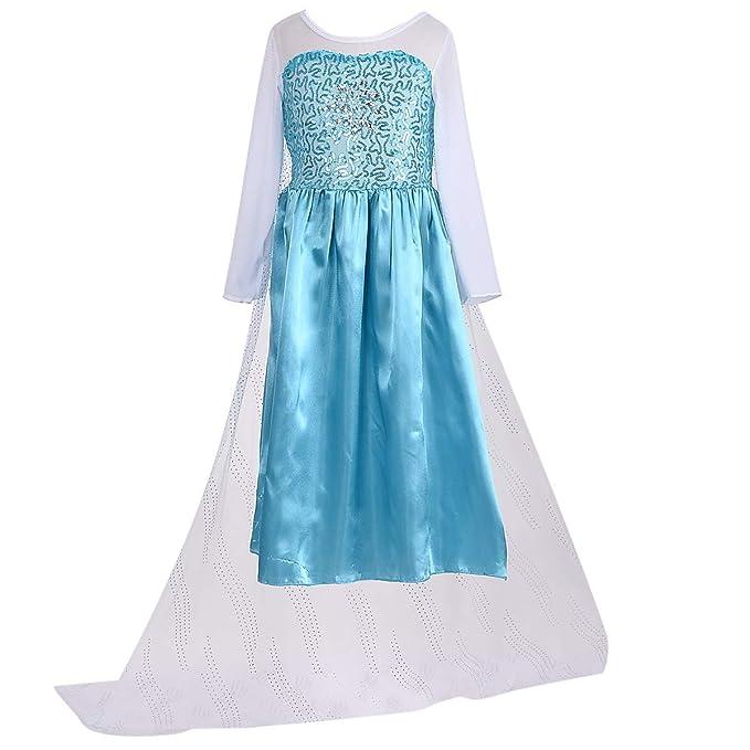 Amazon.com: Disfraz de princesa para fiestas de Halloween de ...