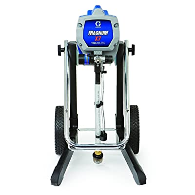 Graco Magnum X7 is a high scoring sprayer in terms of affordability and functionality