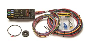amazon com painless wiring 50001 race car kt comp circuit automotive painless wiring 50001 race car kt comp circuit