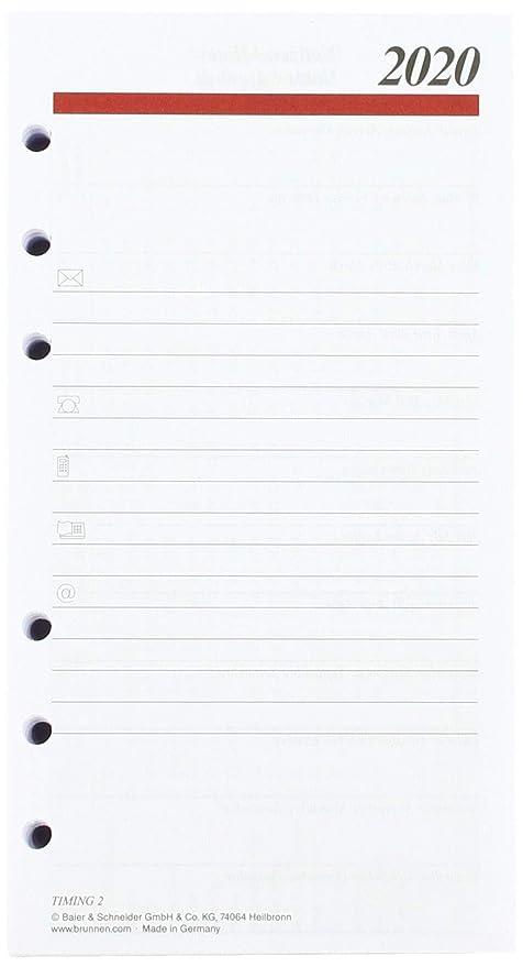 Rido/idé 706690020, calendario diario, sistema de horario ...