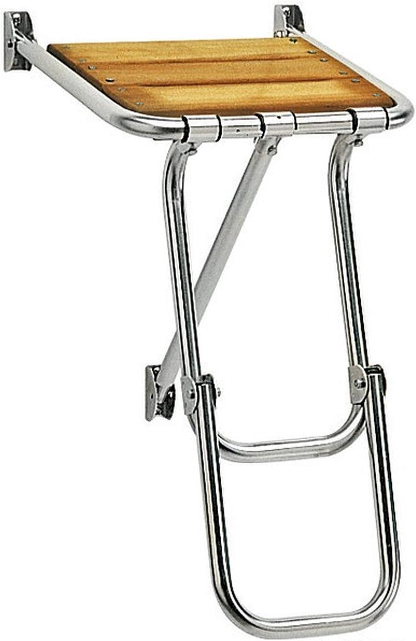 Mini Osculati plataforma de baño con escalera para mangueras barcos: Amazon.es: Deportes y aire libre