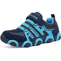 Zapatillas de Running Deportivos Niña Niño Mesh Ligeras Zapatos para Correr y Asfalto Cómodos Calzados Deporte Verano