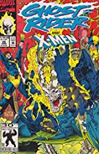 Ghost Rider #26 and X-Men Blood Field