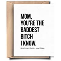 Funny Mother's Day Card Mom Birthday Card Funny Birthday Card for Mom - Mom Card